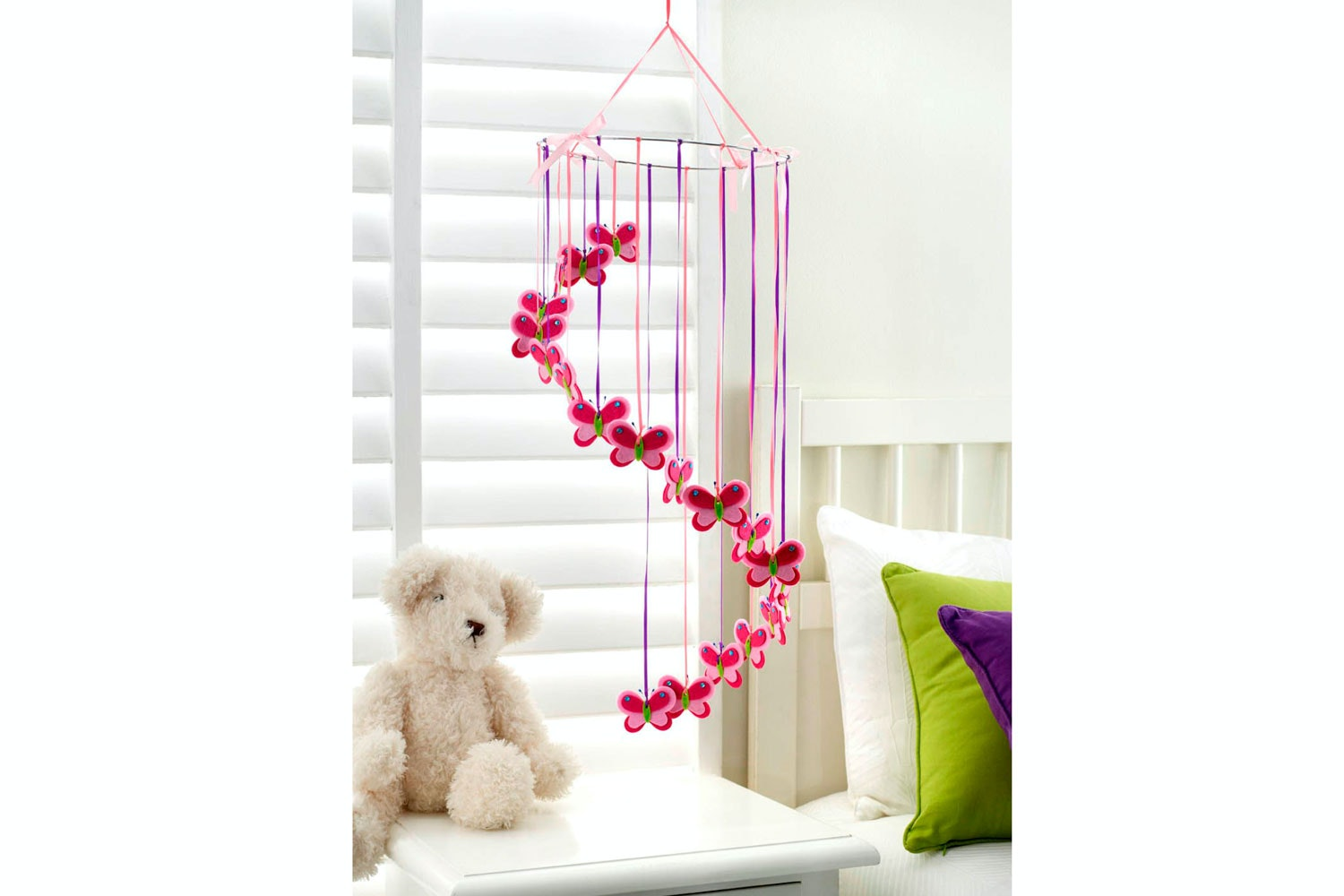 Beautiful Butterfly Hanging mobile