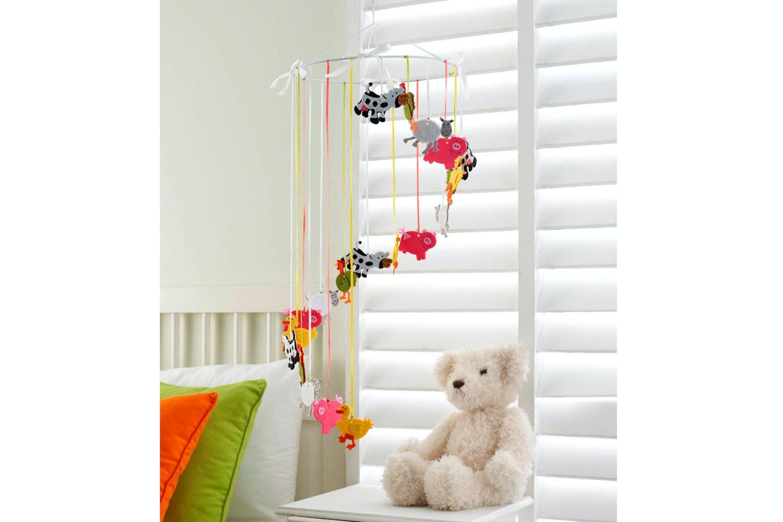 Playful Hanging Mobile
