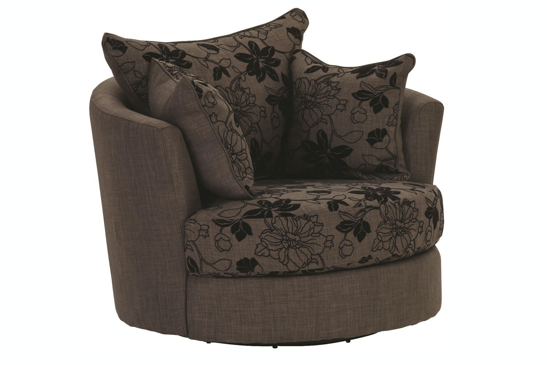 Slate Swivel Chair Small