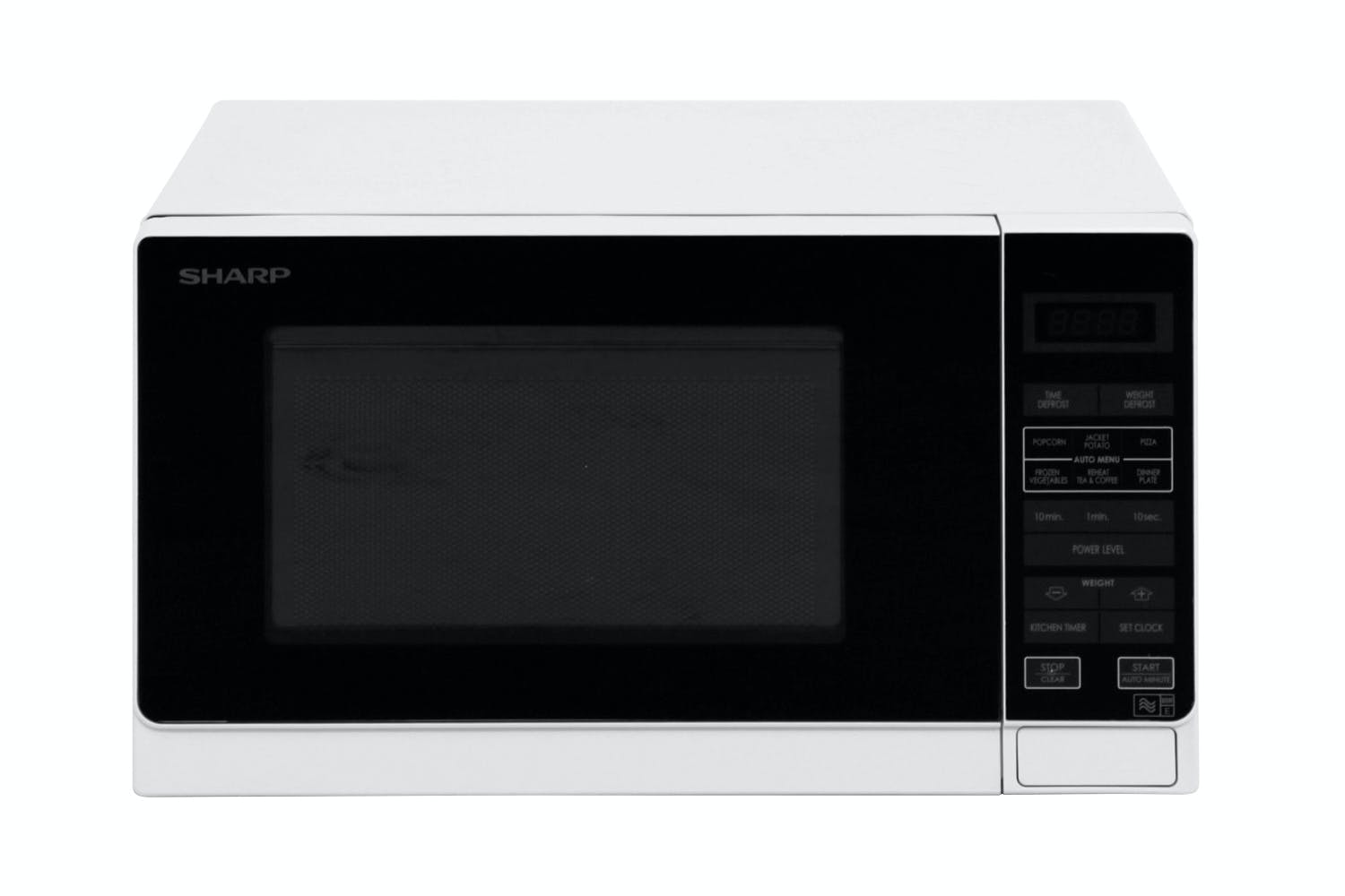 Small Countertop Microwave Dimensions : Sharp Compact Size Microwave Oven Harvey Norman New Zealand