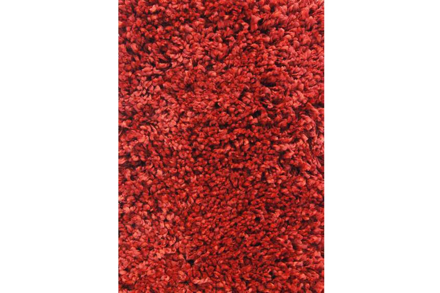 Ultimate Shag Rug -Red