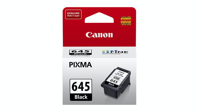 Canon PG645 Fine Ink Cartridge - Black