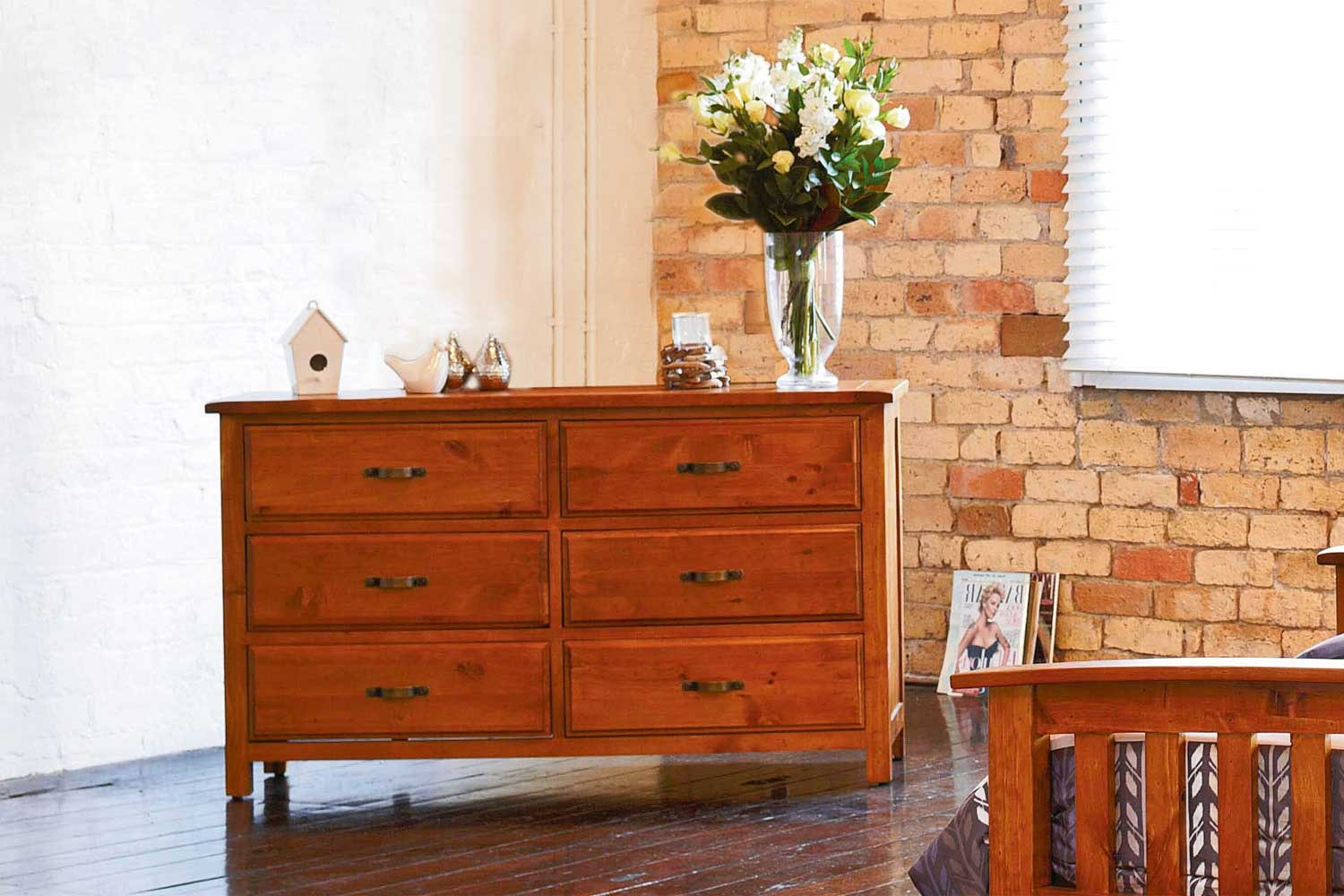 Delightful Lowboy Drawers