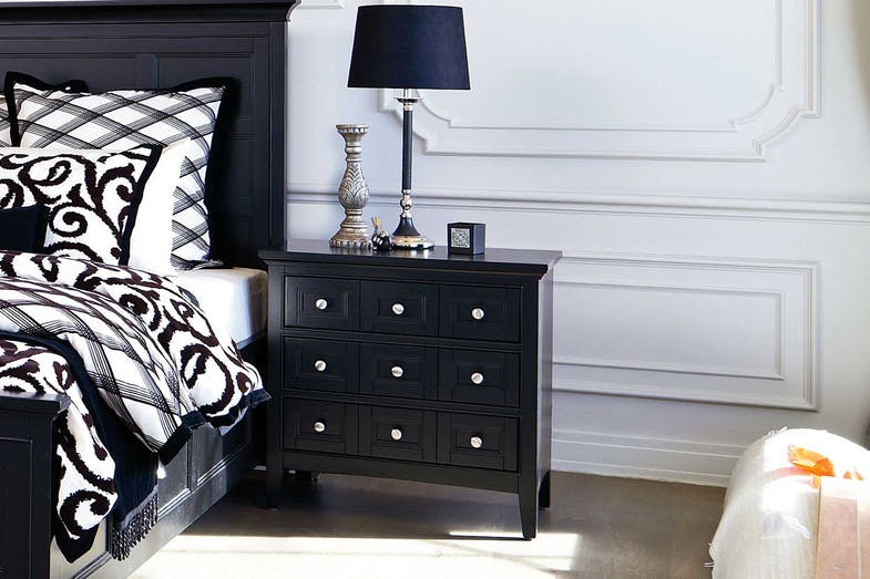 Southampton Bedside Table by Garry Masters
