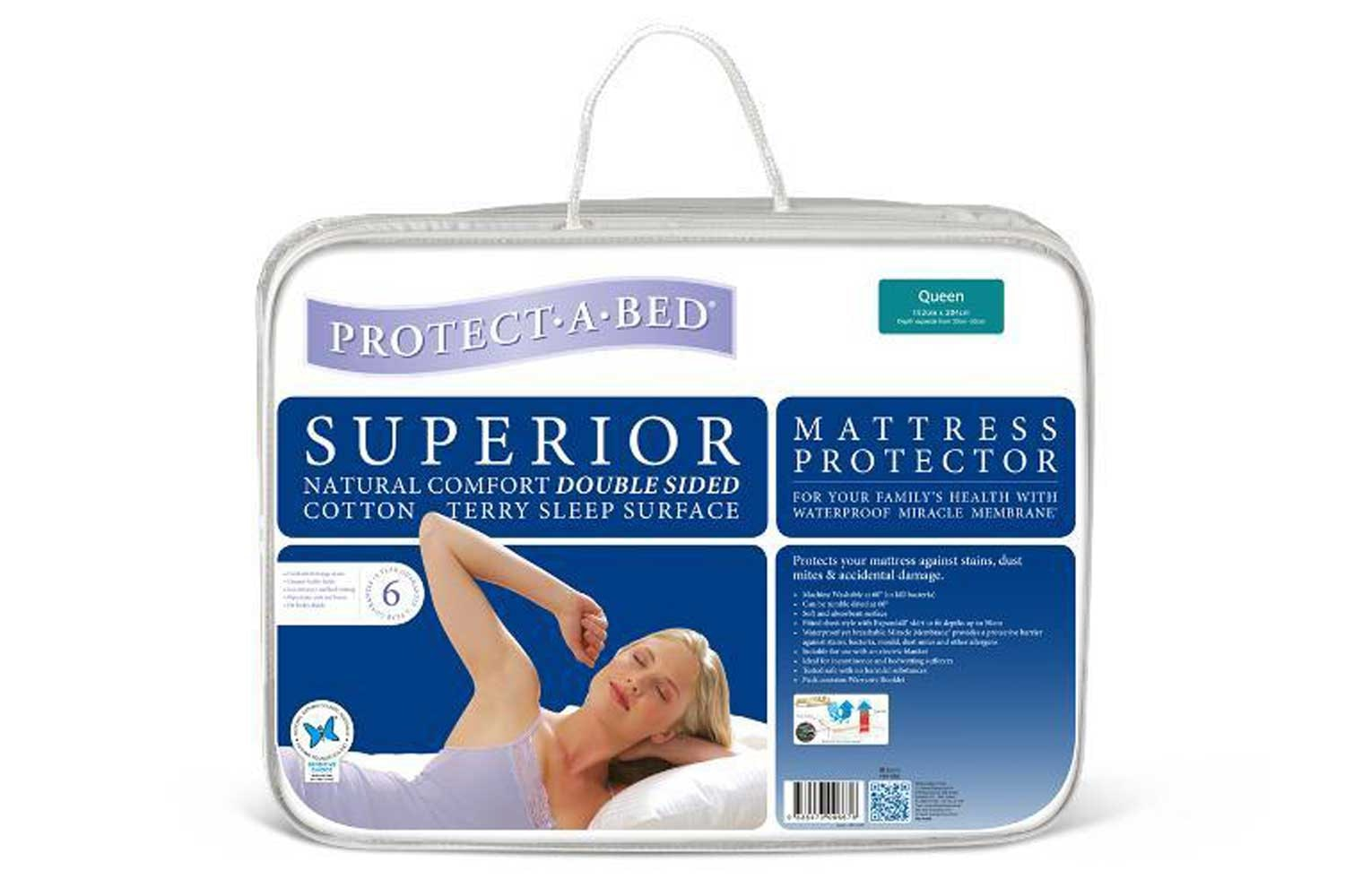 Superior Mattress Protector by Protect-A-Bed | Harvey ...