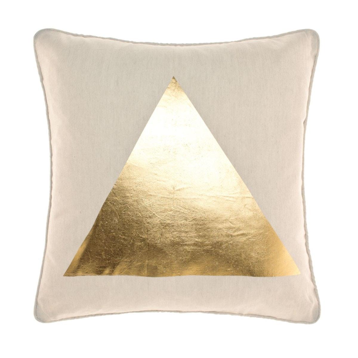 Apex Gold Cushion