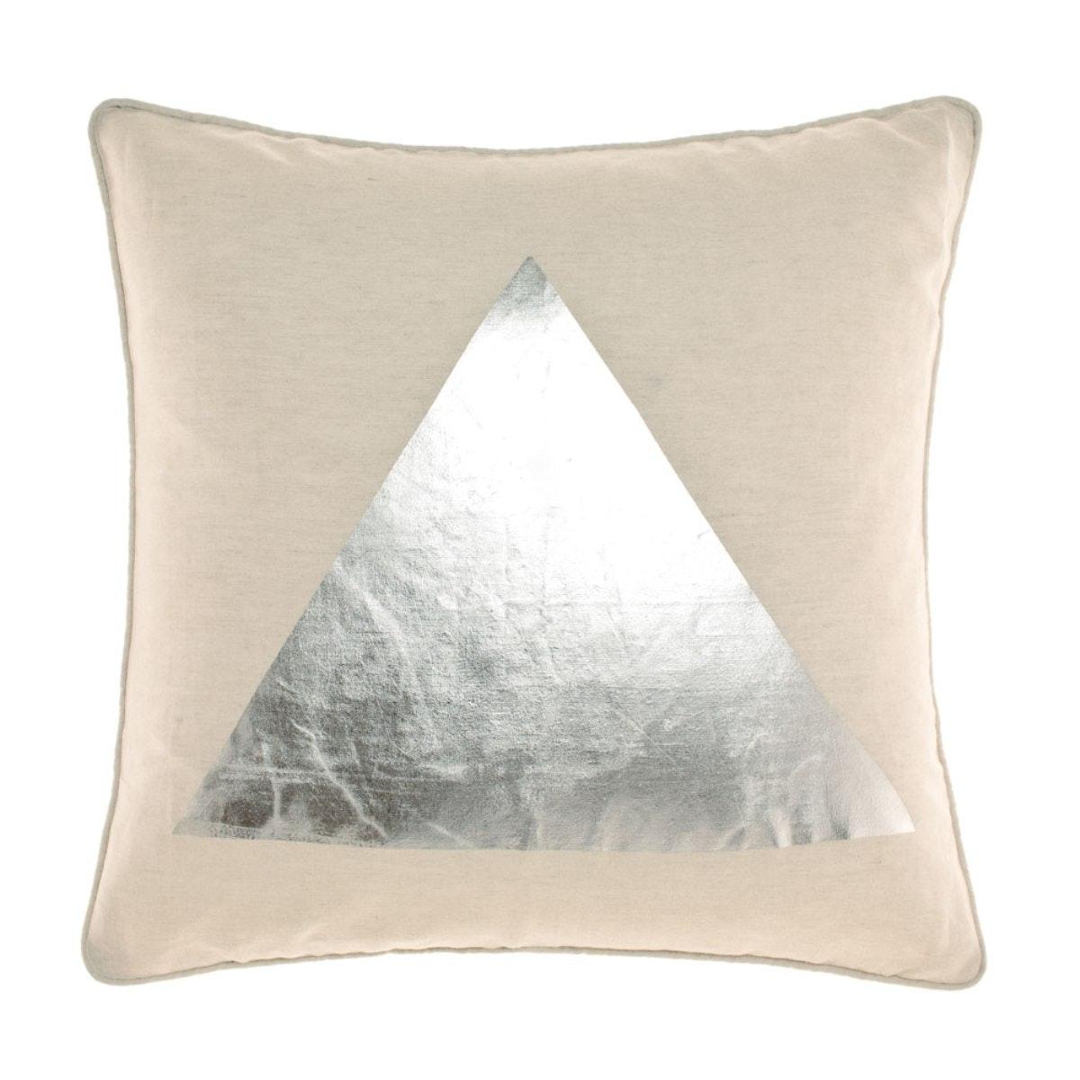 Silver Cushion Apex