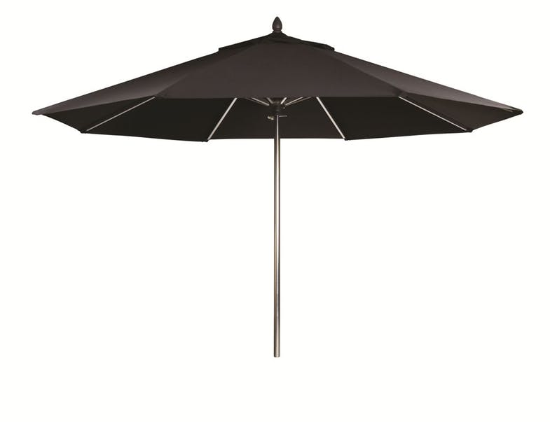 Triton 3.5m Outdoor Umbrella Black