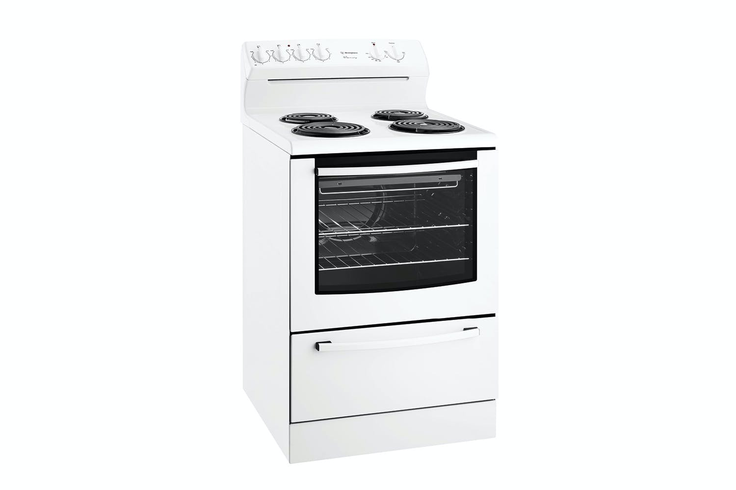 Westinghouse 60cm 39 mercury 39 freestanding oven harvey norman new zealand - Westinghouse and living ...