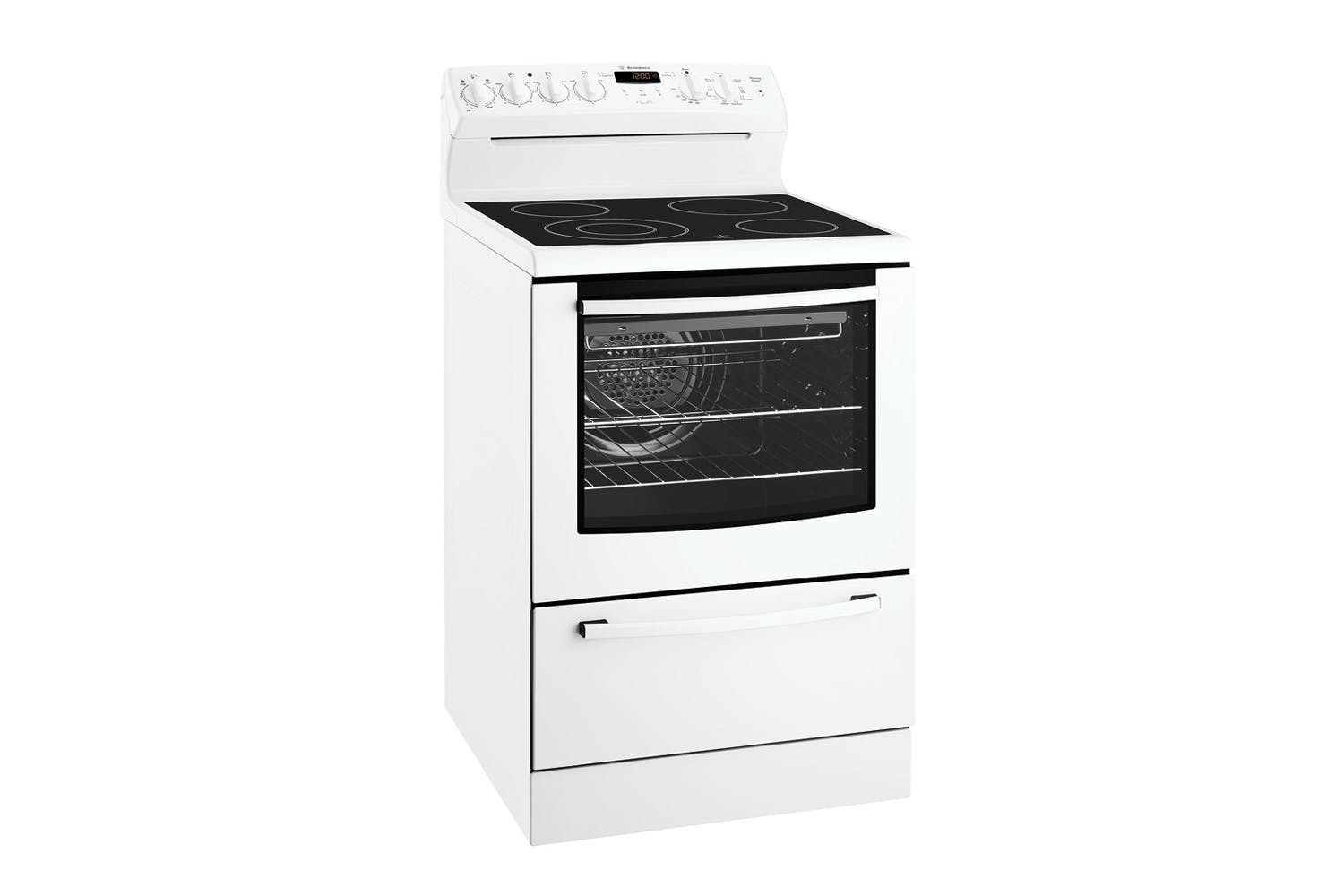 Westinghouse 60cm 39 apollo 39 freestanding oven harvey norman new zealand - Westinghouse and living ...