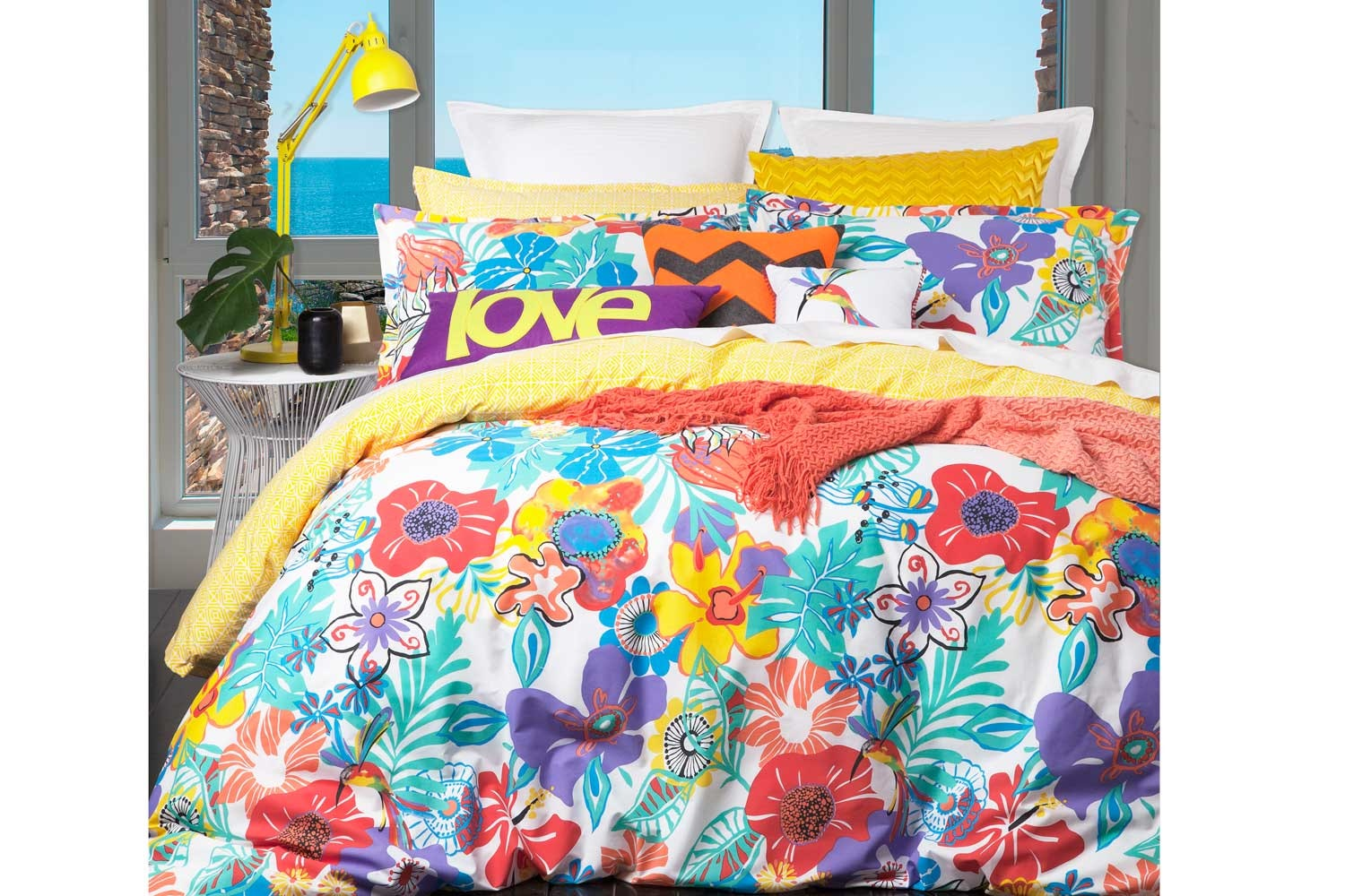 Tropical Duvet