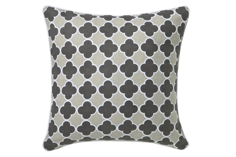 Domino Coal 45 cm Cushion