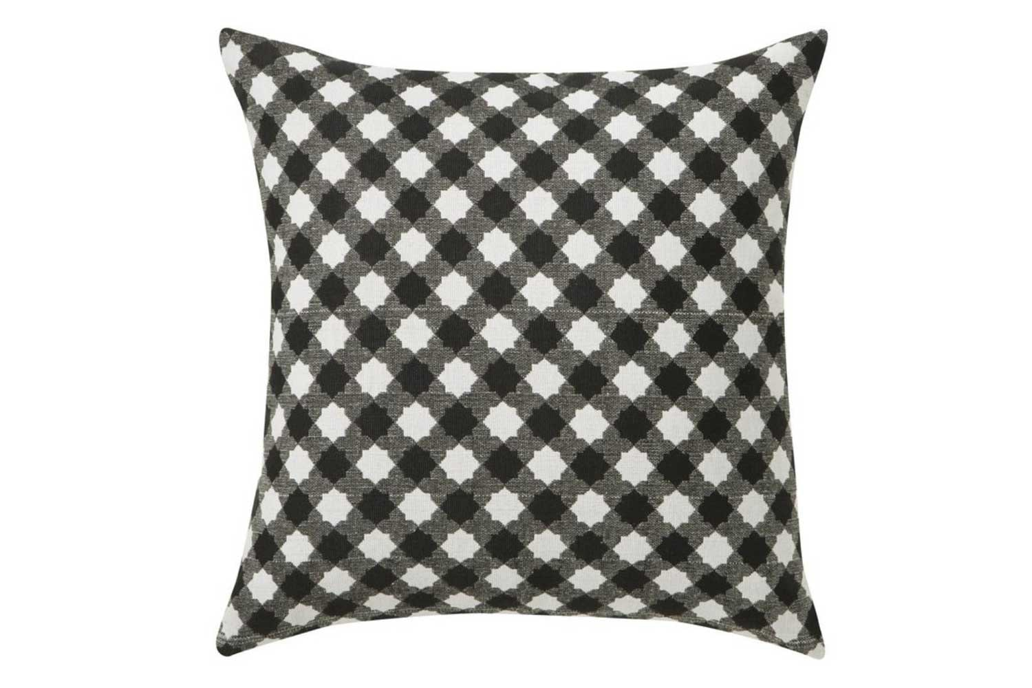 Ezra 45 cm Cushion Black