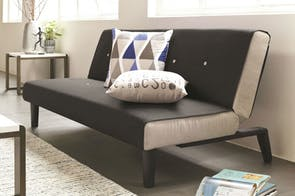 Oslo Sofa Bed - Black