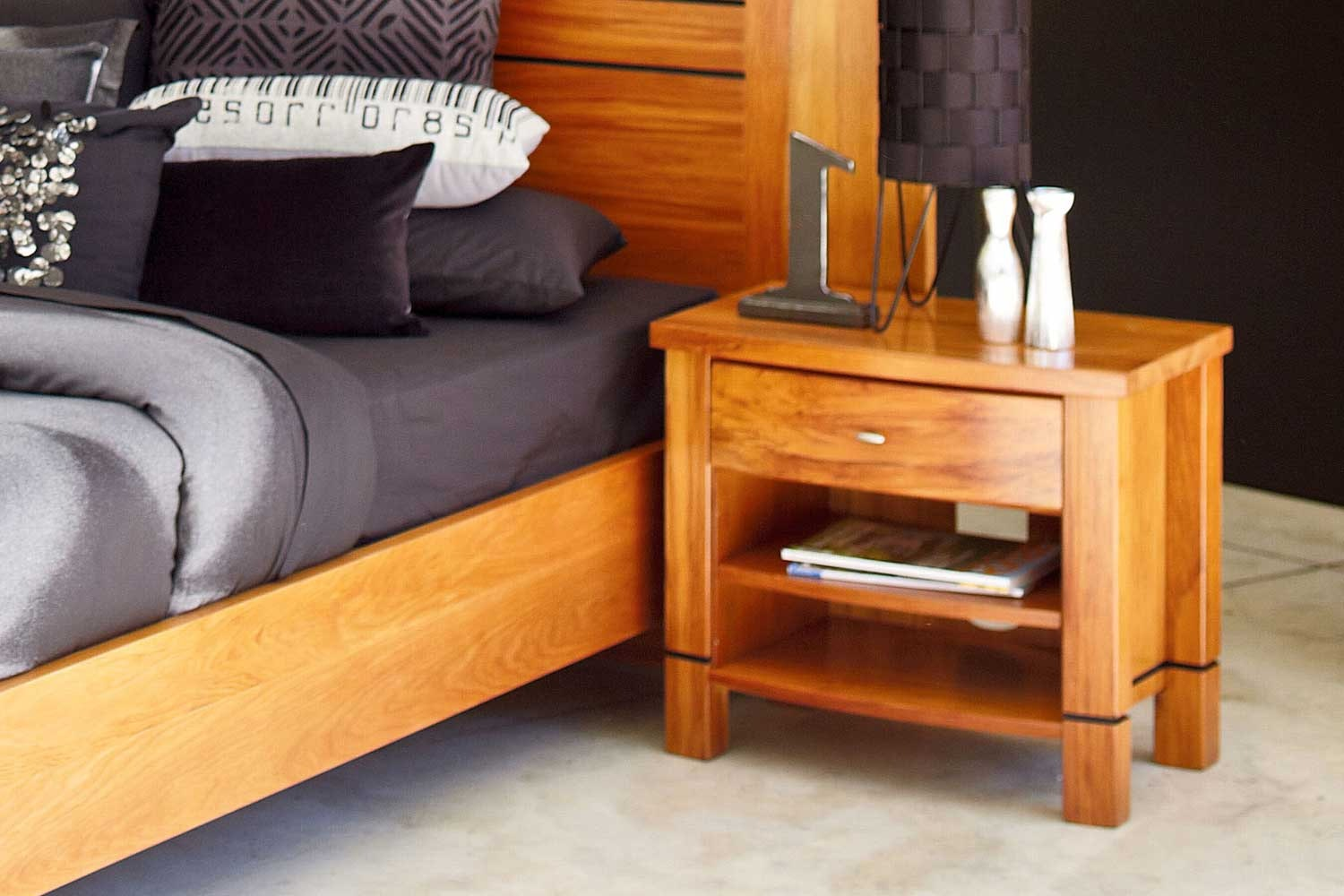 Vision Float Bedroom Furniture by Ezirest Furniture