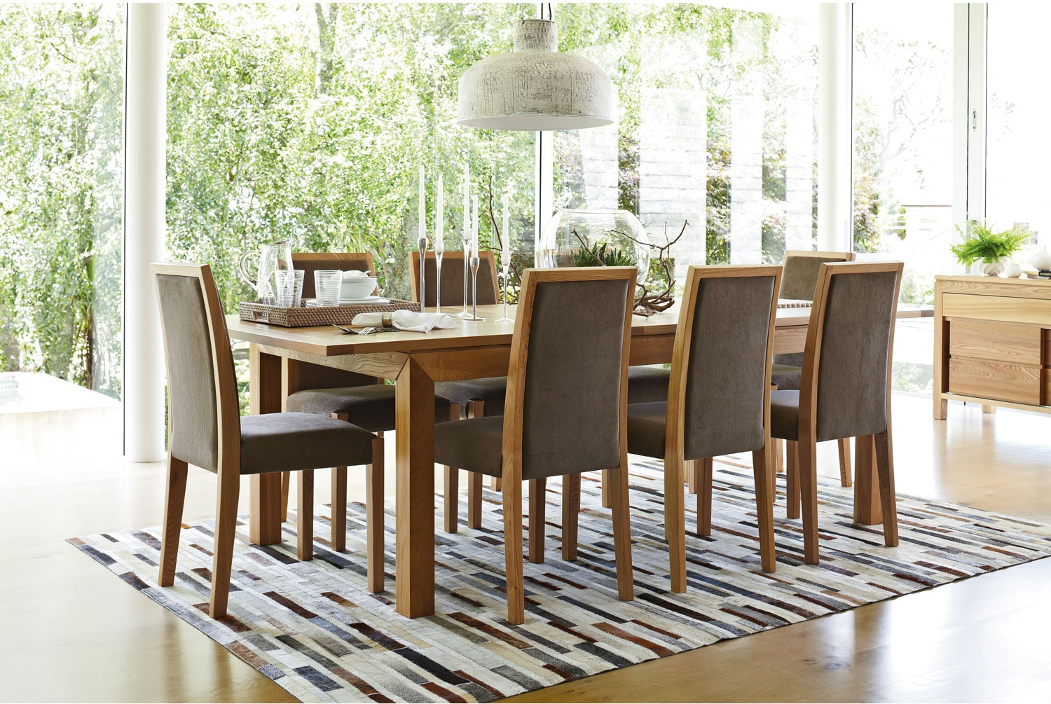 Zac 9 Piece Extension Dining Suite by Southland Furniture