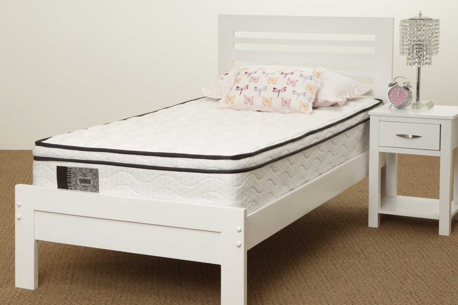 Reno King Single Mattress by A.H. Beard