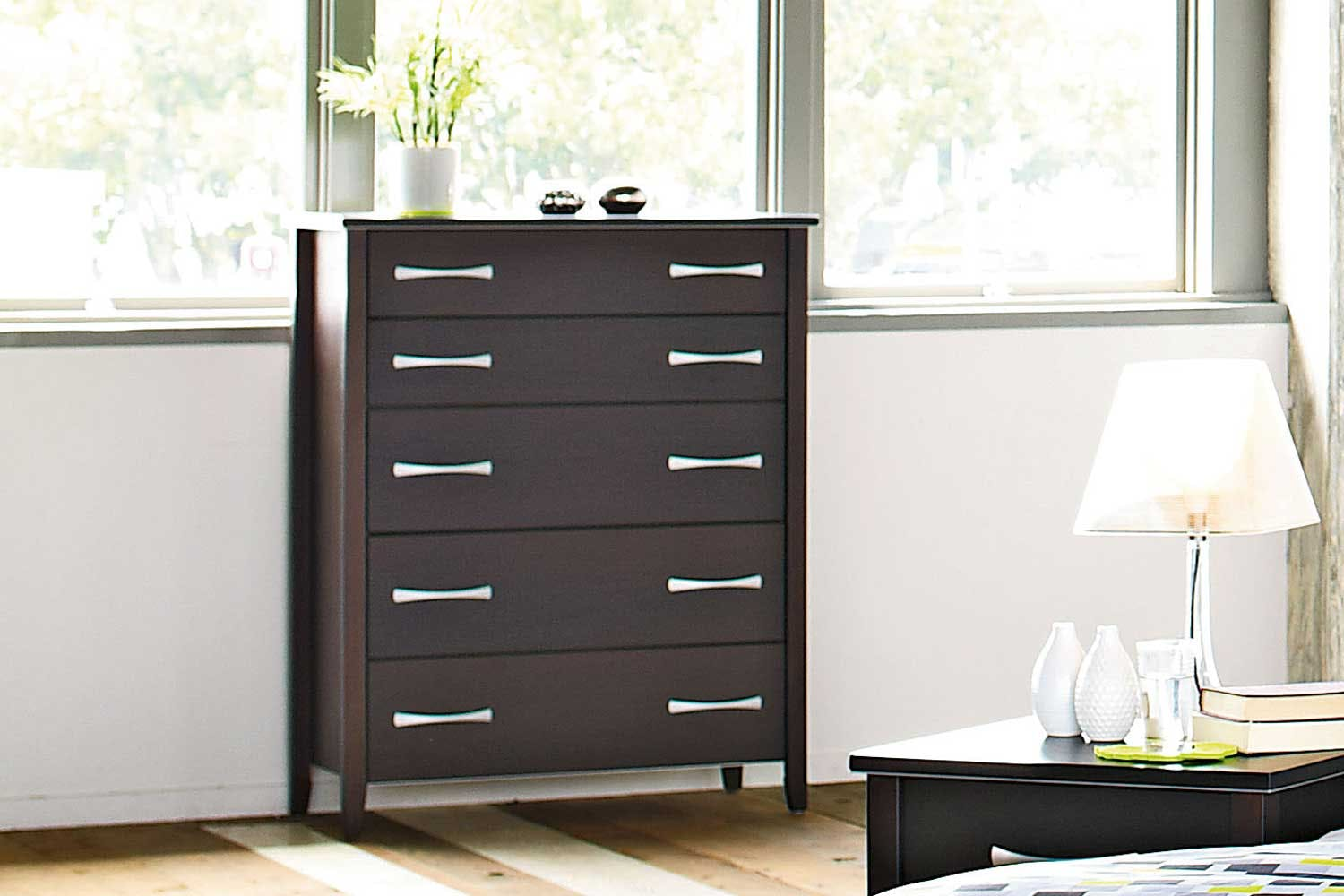 bedroom furniture chicago chicago 5 drawer tallboy by coastwood furniture harvey