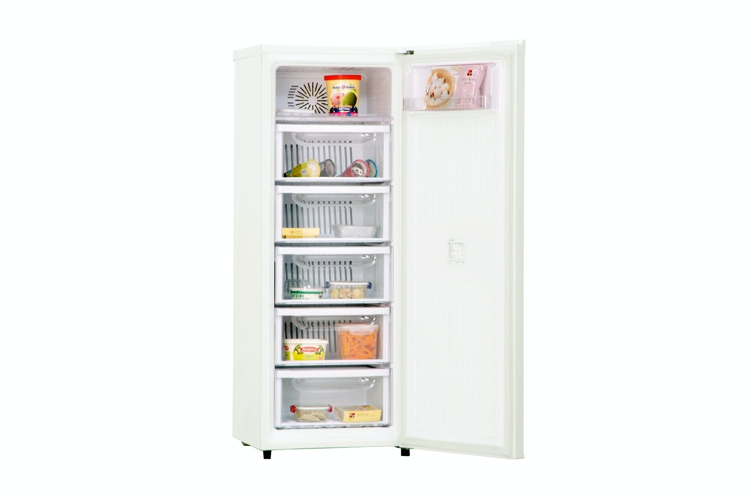 Vertical Freezers For Sale Mitsubishi 160l Vertical Freezer Harvey Norman New Zealand