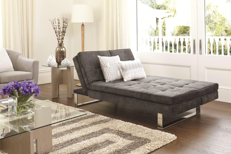 Rhodes Sofa Bed Open