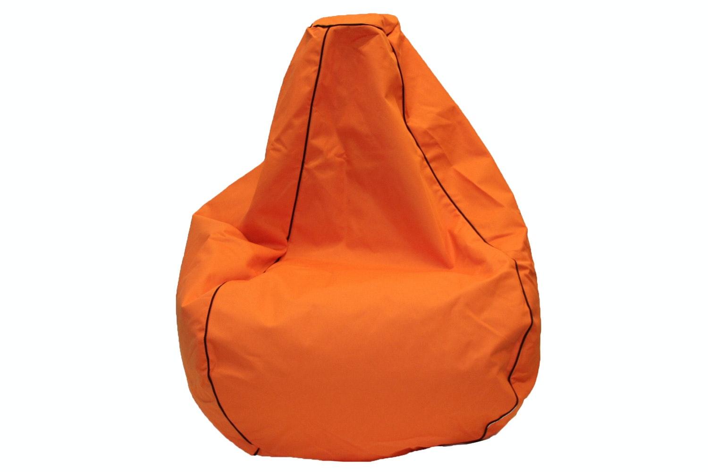 Studio Premium Canvas Bean Bag - Orange