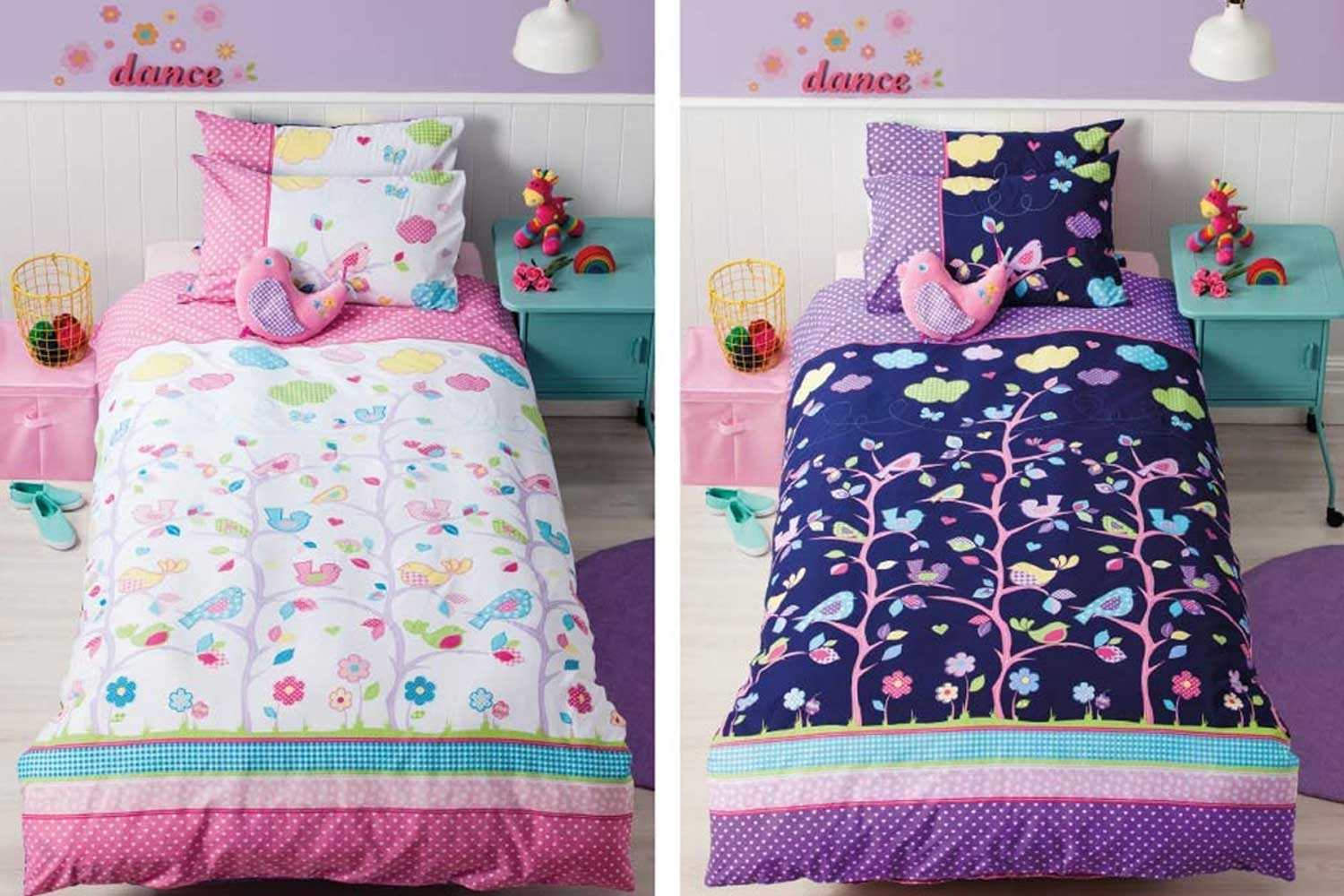 Girl's Duvet Cover