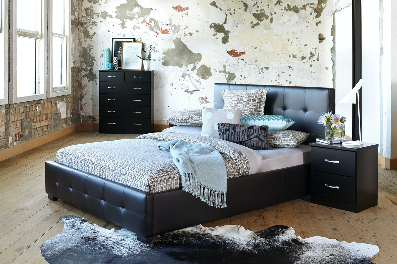 Stockholm Queen Bed Frame