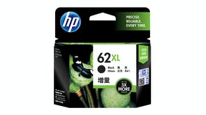 HP 62XL High Yield Ink Cartridge - Black