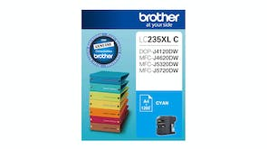 Brother LC235XLC Ink Cartridge - Cyan XL