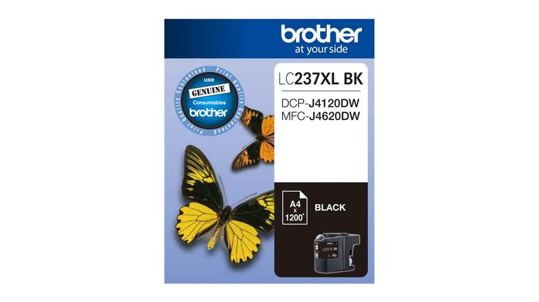 Brother LC237XLBK Ink Cartridge - Black XL