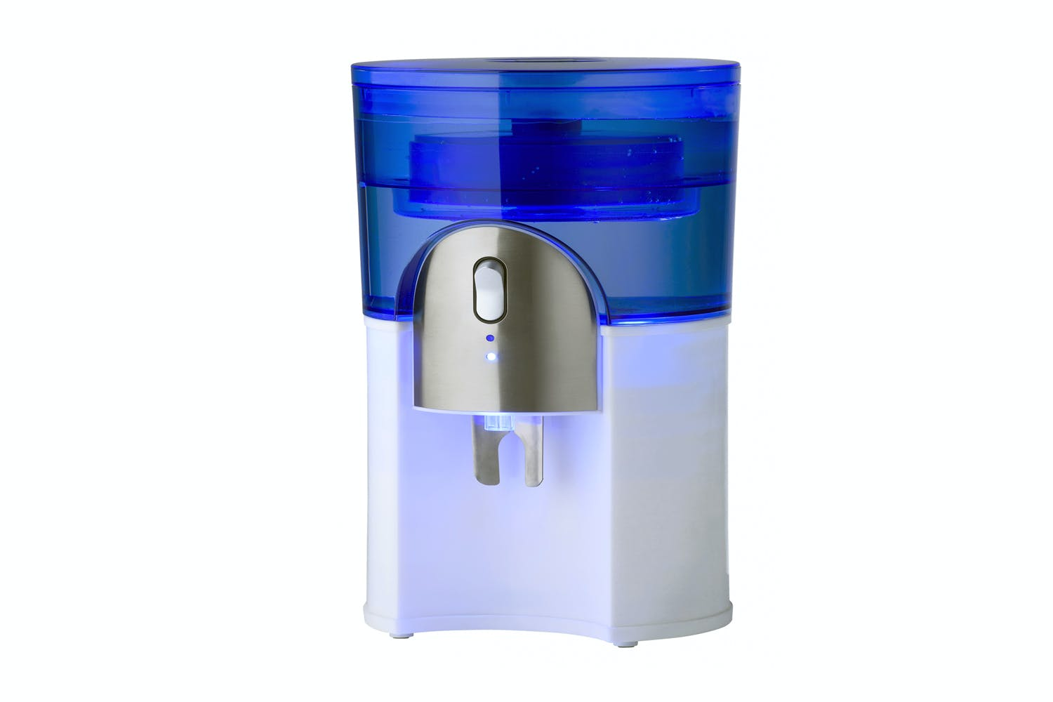 Desktop Beverage Cooler ~ Aquaport desktop filtered water cooler white harvey