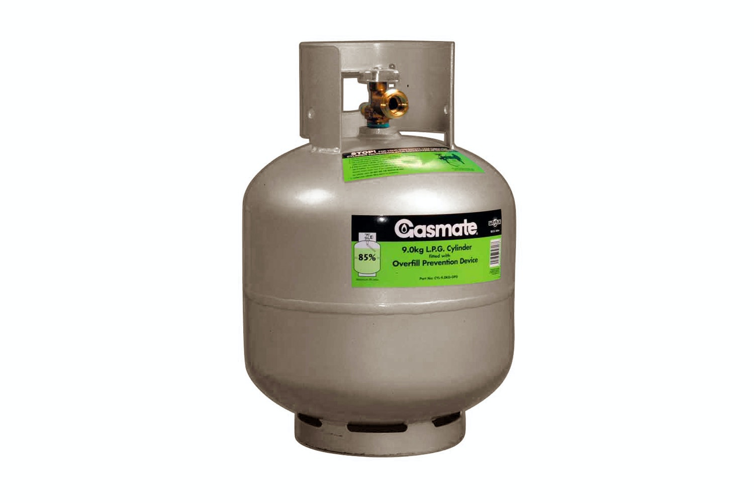 Gasmate 9kg LPG Gas Cylinder | Harvey Norman New Zealand
