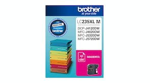 Brother LC-235XLM Ink Cartridge - Magenta