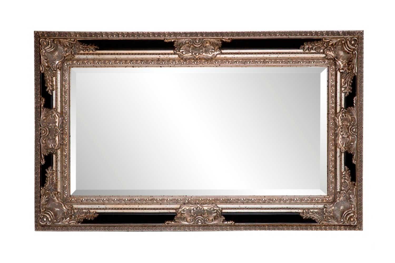 Costa Decorative Mirror - Nero