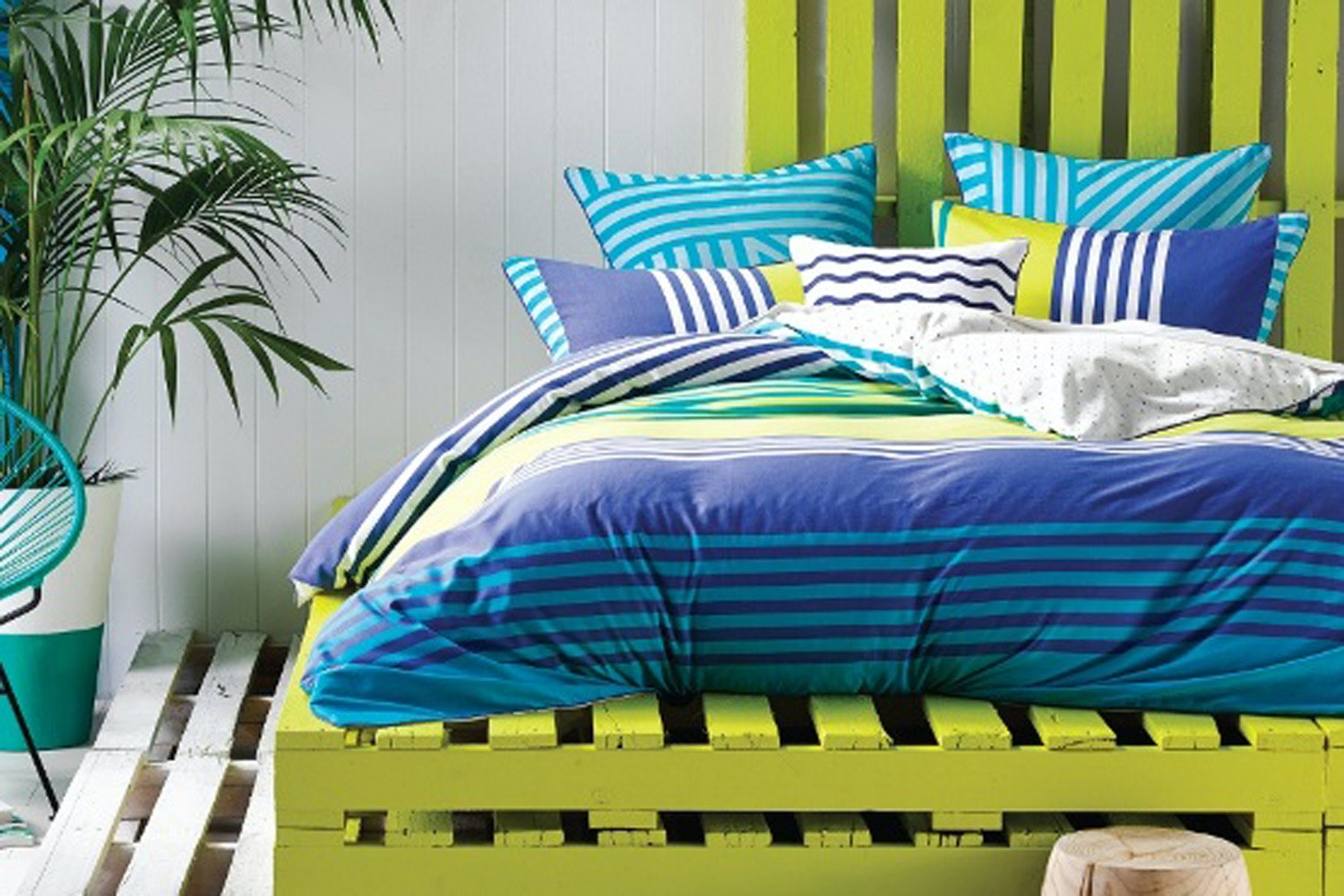 Bright Duvet Cover