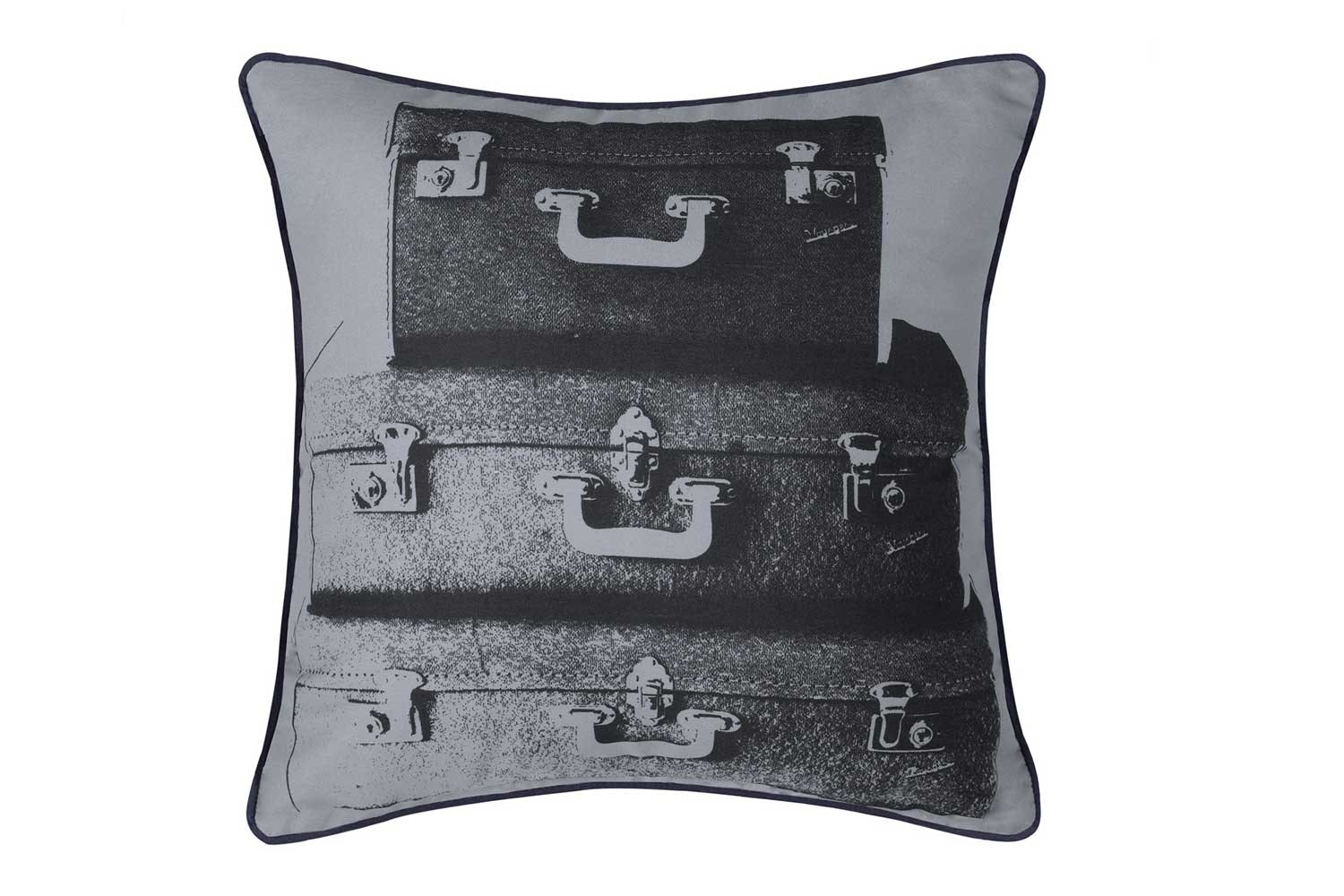 Suitcases Cushion