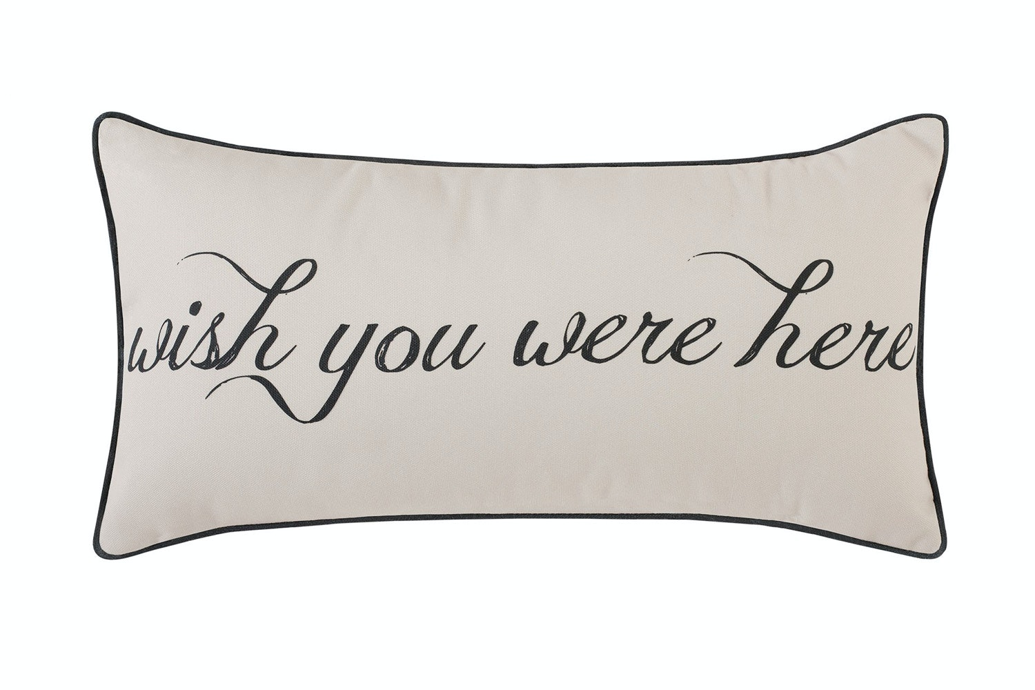 Wish You Were Here Cushion