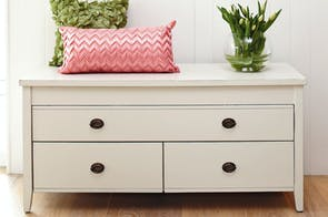 La Resta Window Chest by Northwood Furniture