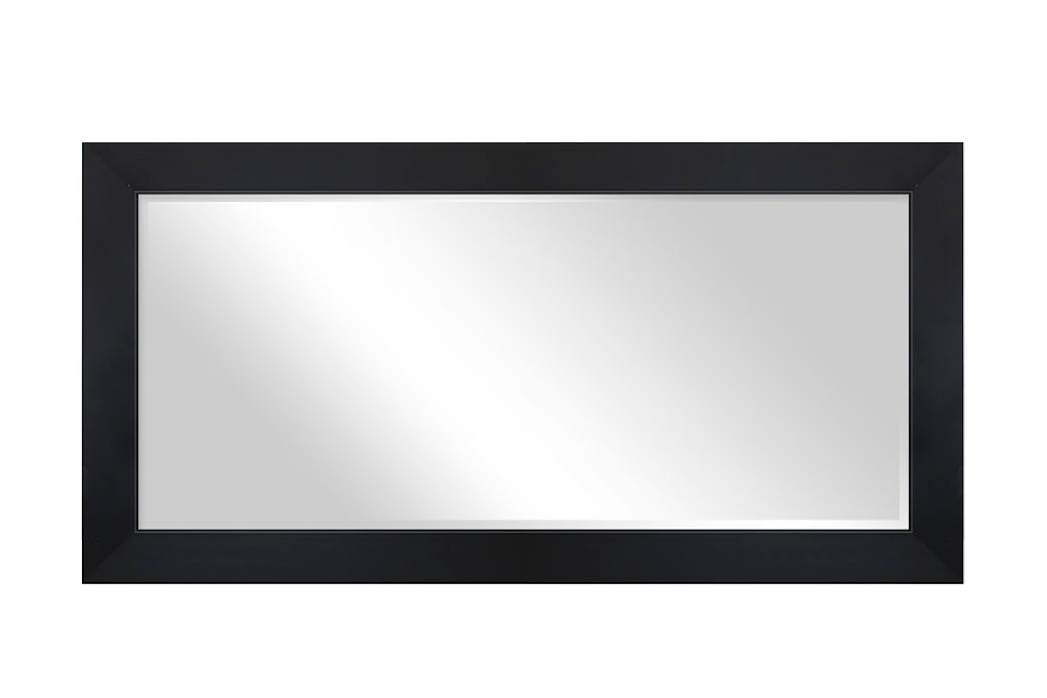 Turin Decorative Mirror Large - Black - Neko