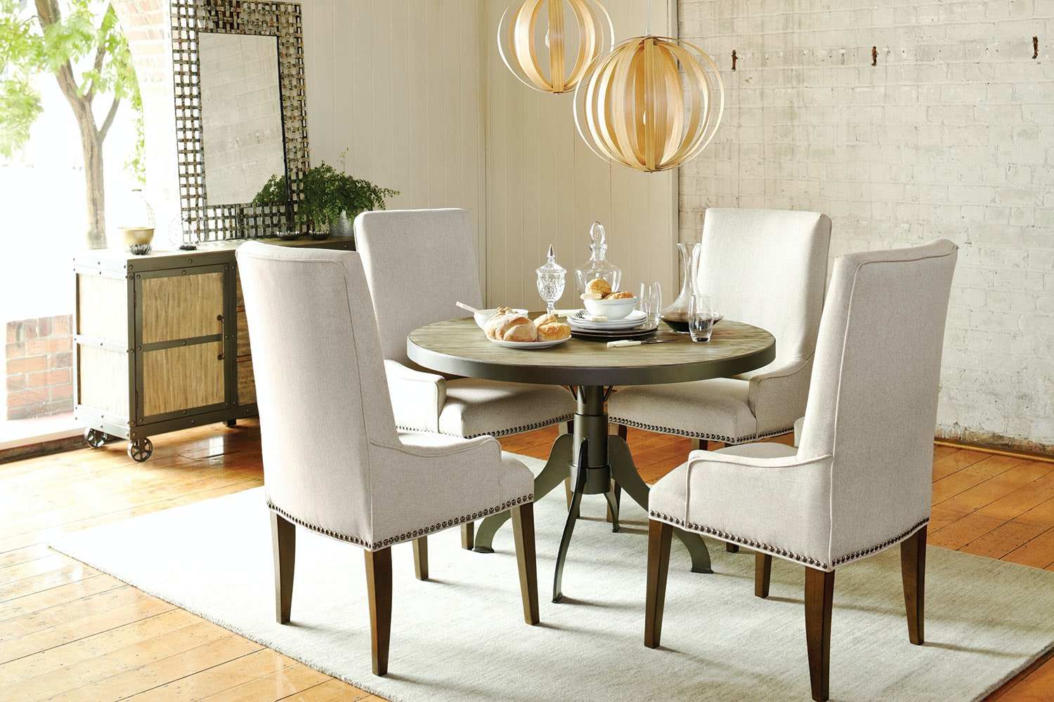 Walton 5 Piece Dining Suite by Garry Masters