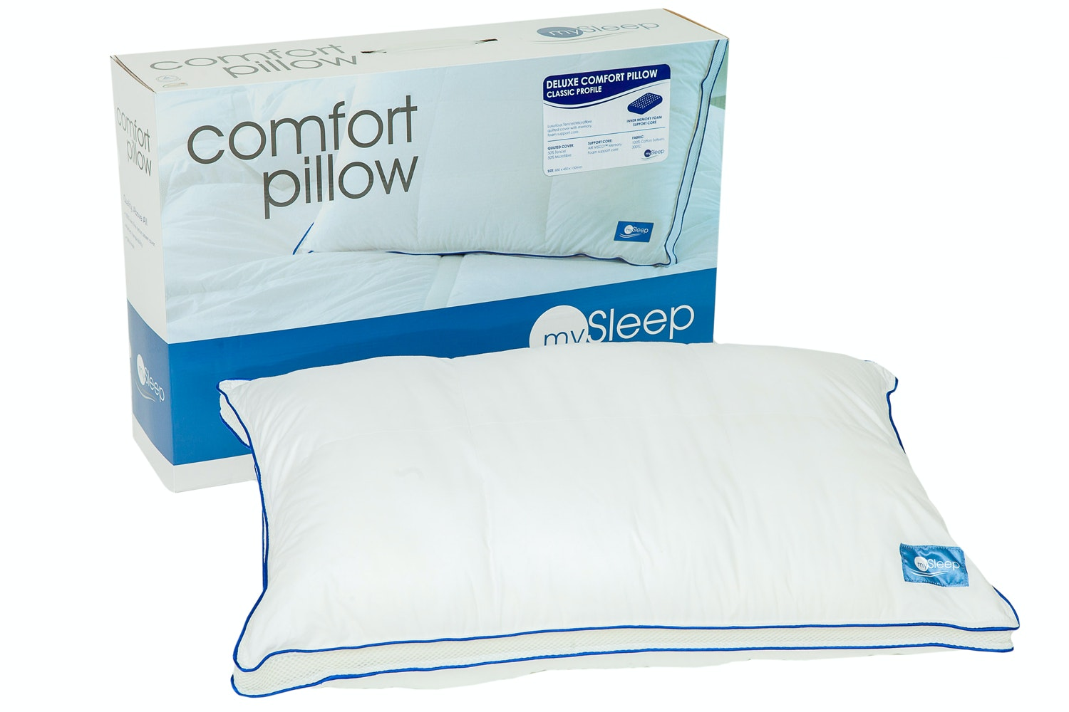 Classic Profile Deluxe Pillow