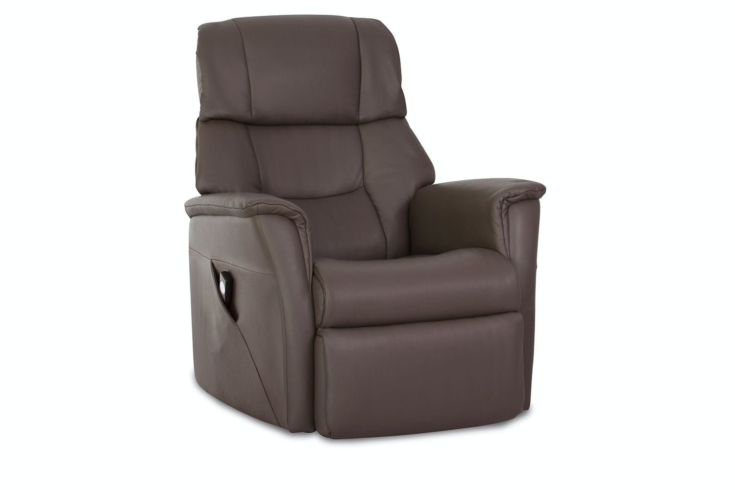 Ventura Leather Multi Function Recliner Chair - Large - Prime - IMG