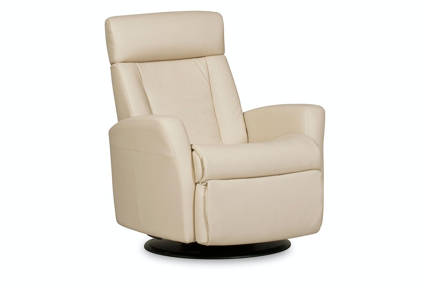 Lotus Recliner Chair Leather - Large -Trend- IMG