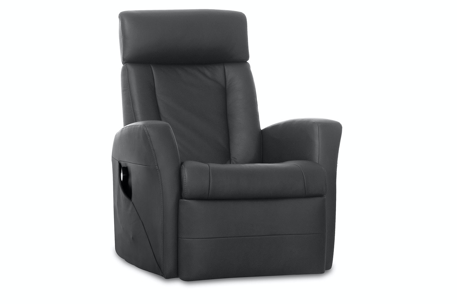 Lotus Leather Multi Function Recliner Chair - Large - Trend - IMG