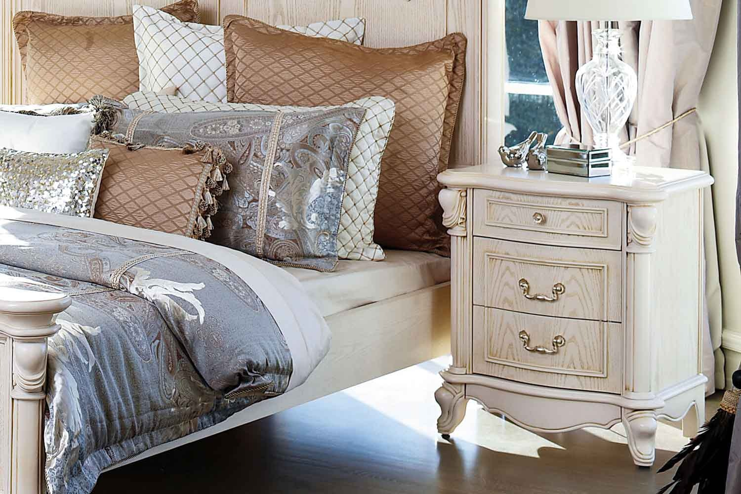 Chateau Bedroom Furniture by Sorensen Furniture