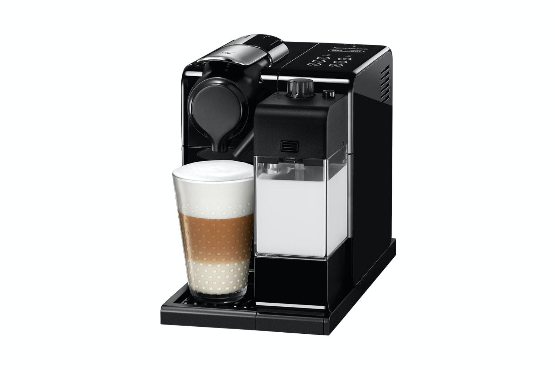 delonghi nespresso lattissima touch espresso machine black