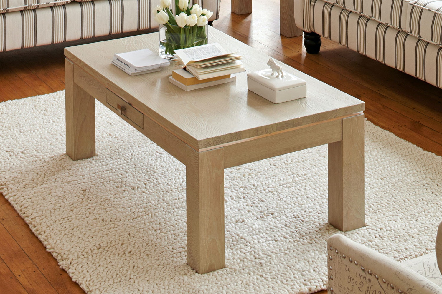 Edminton Coffee Table - Morgan Furniture