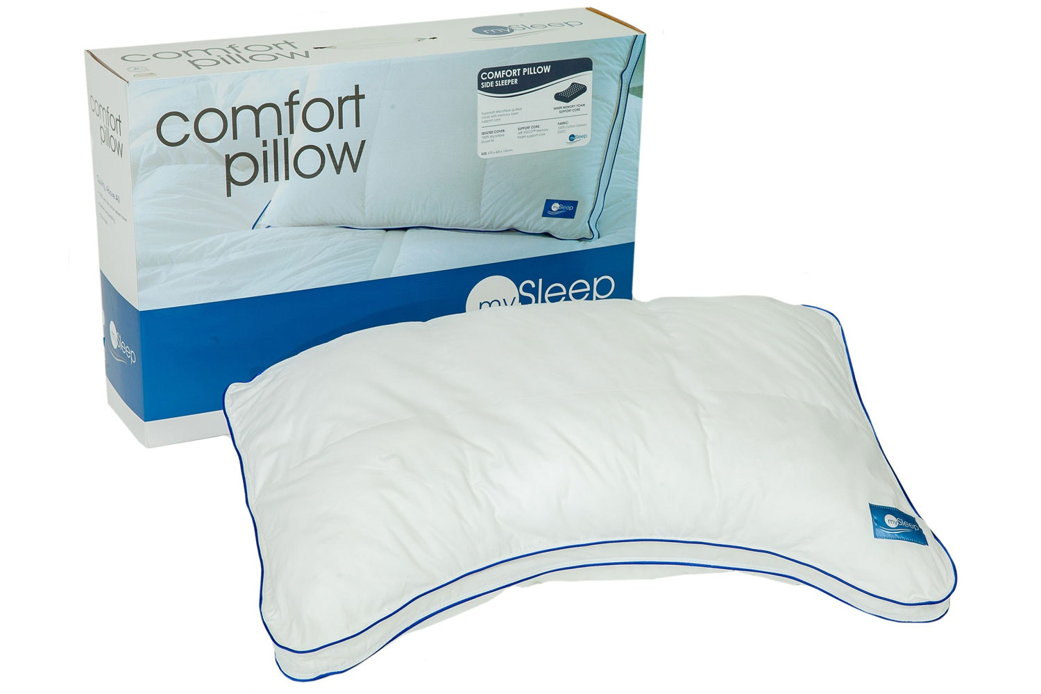Side Sleeper Pillow by Naturex