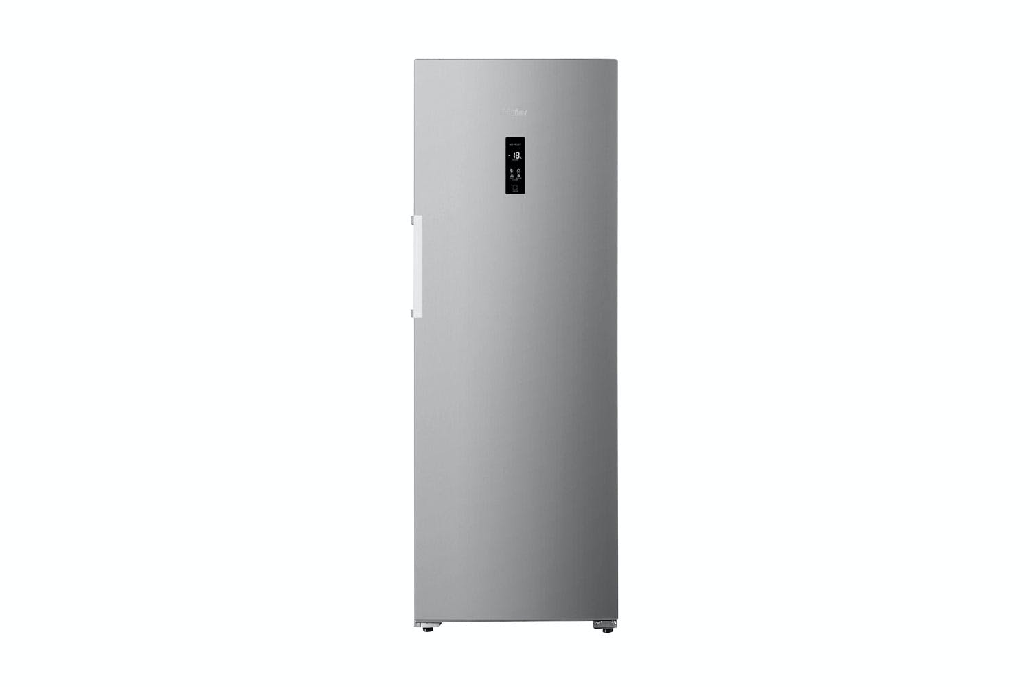 Vertical Freezers For Sale Haier 258l Vertical Freezer Stainless Steel Harvey Norman New