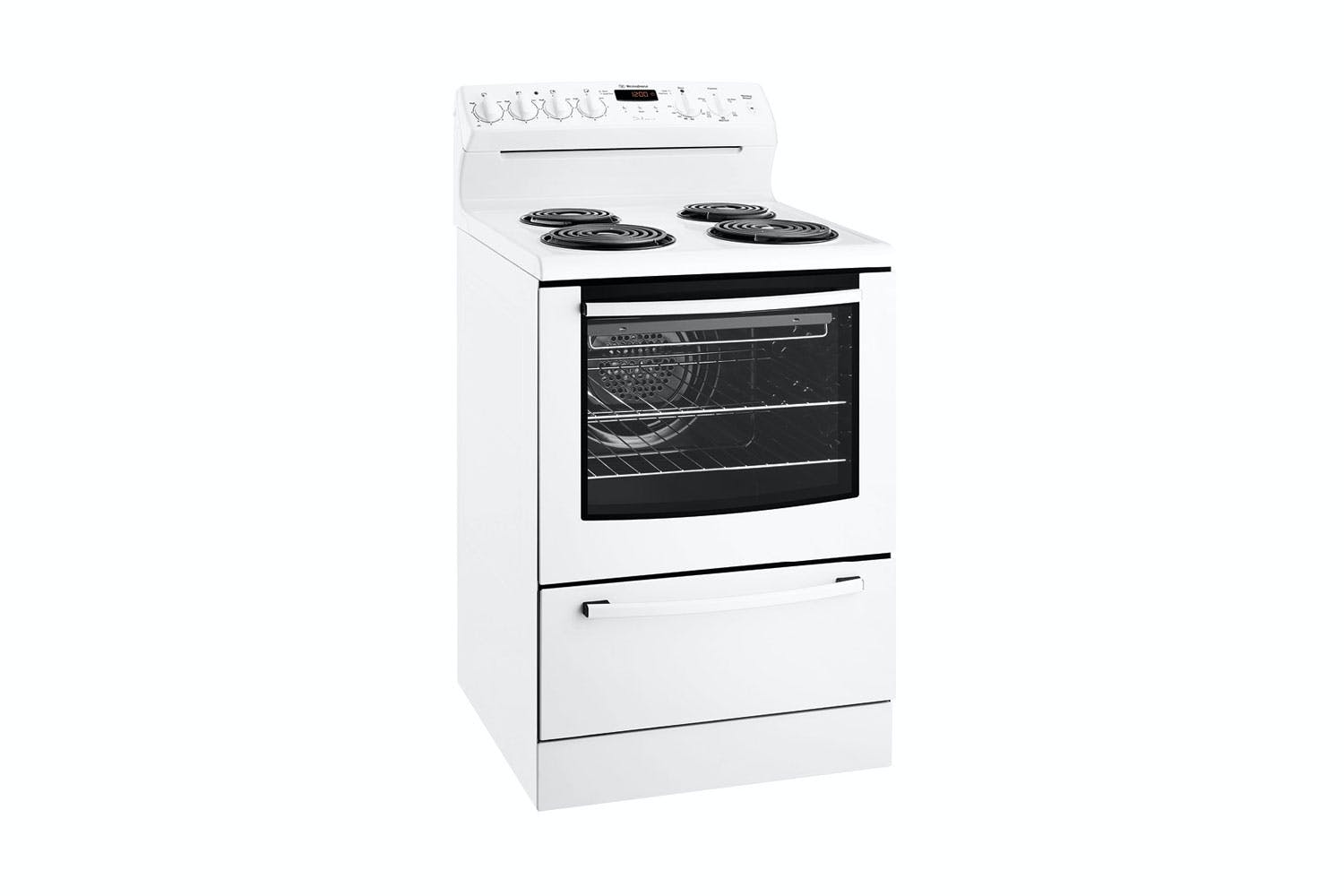 Westinghouse Kitchen Appliances Westinghouse 60cm Saturn Freestanding Oven Harvey Norman New